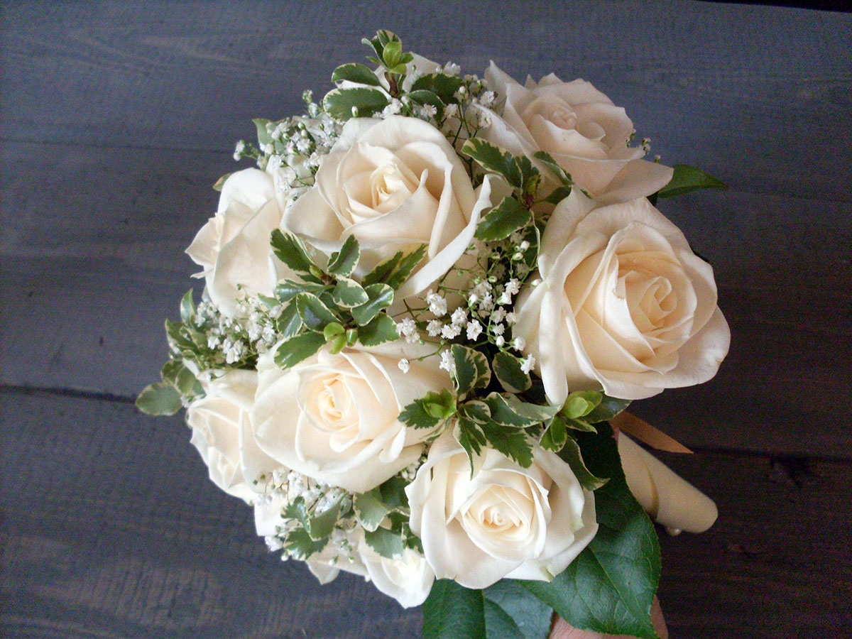 Souvent Allestimenti matrimoni in Bianco | Fiori Sala YB87