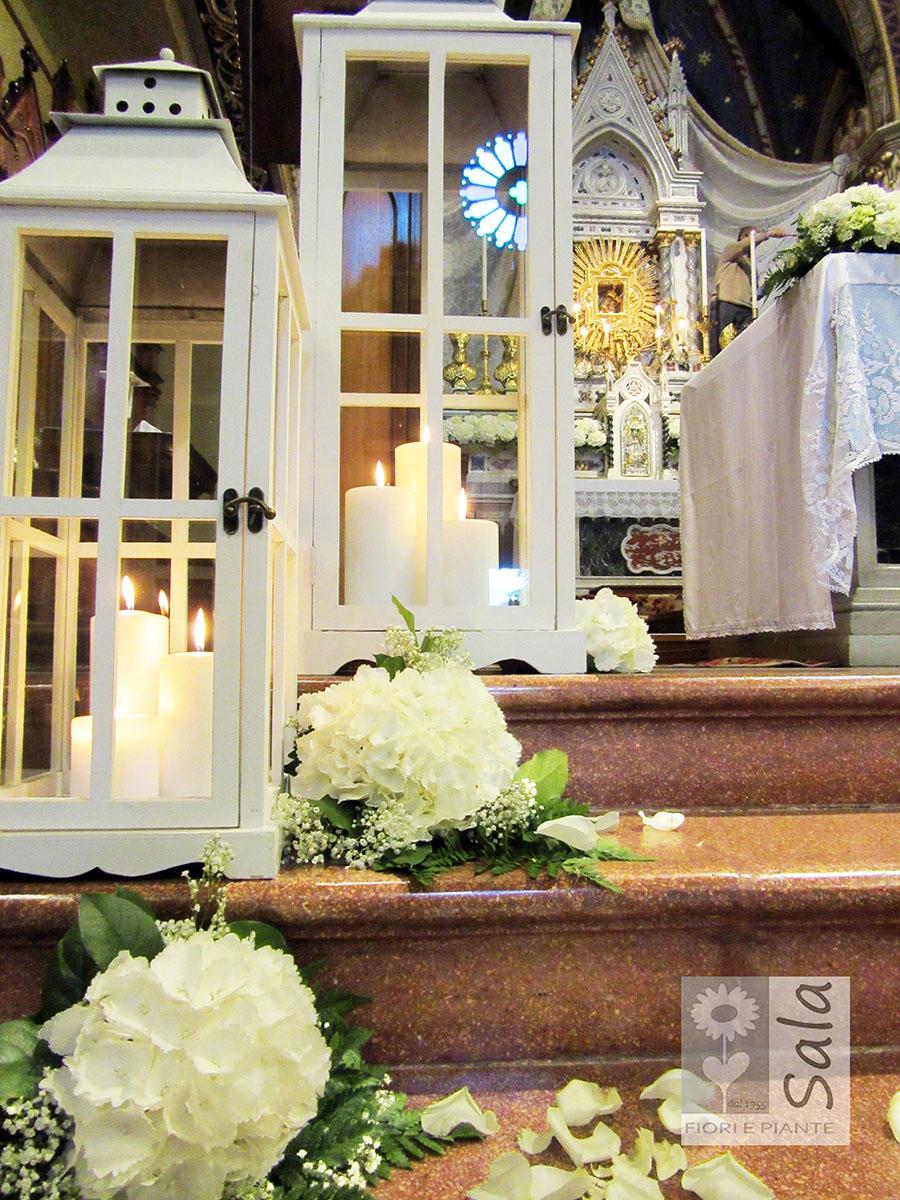 Matrimonio In Bianco : Allestimenti matrimoni in bianco fiori sala