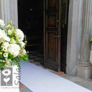 flowers arrangement for wedding bergamo