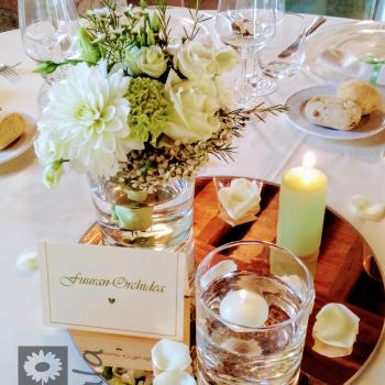 wedding florist bergamo